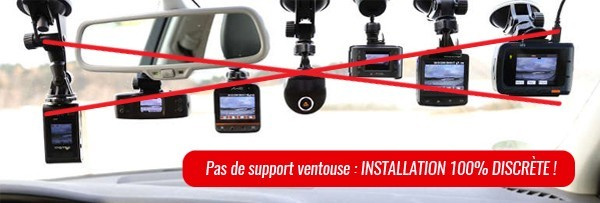 Comparatif DASHCAM DC4